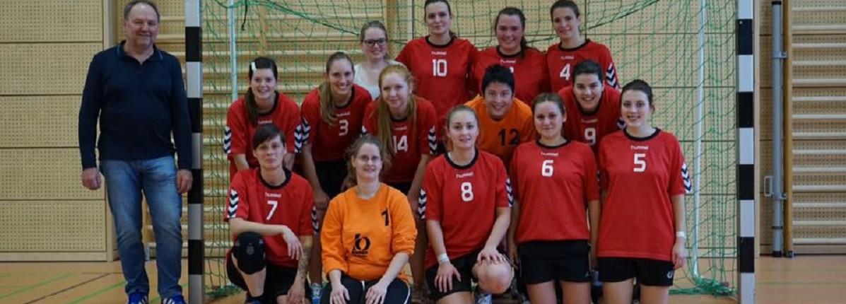 MannschaftsfotoHandball